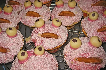 Krümelmonster-Muffins 229