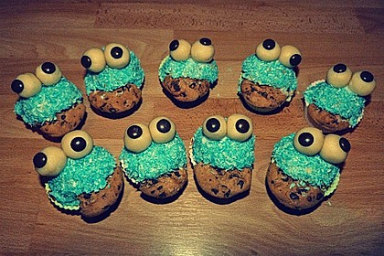 Krümelmonster-Muffins 403