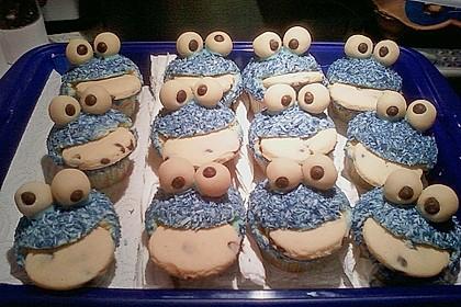 Krümelmonster-Muffins 437