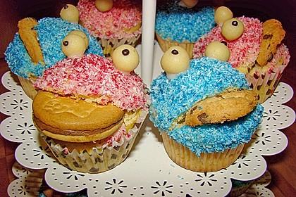 Krümelmonster-Muffins 232