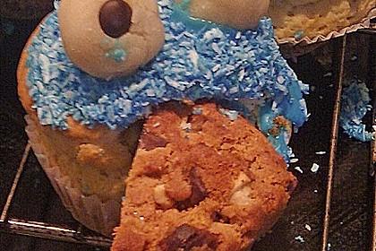 Krümelmonster-Muffins 237