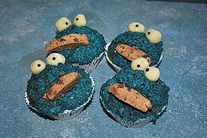 Krümelmonster-Muffins 423
