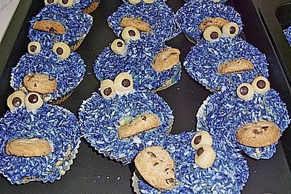 Krümelmonster-Muffins 426