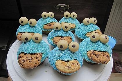 Krümelmonster-Muffins 79