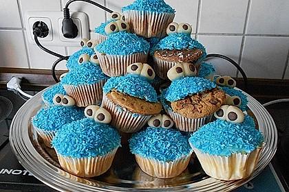 Krümelmonster-Muffins 365
