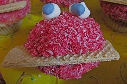 Krümelmonster-Muffins 196