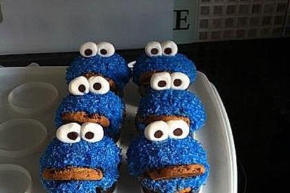 Krümelmonster-Muffins 243