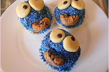 Krümelmonster-Muffins 98
