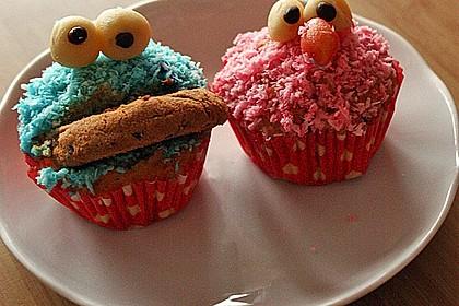 Krümelmonster-Muffins 207