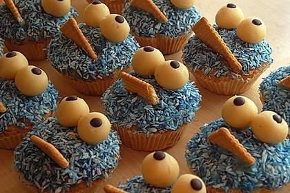 Krümelmonster-Muffins 28