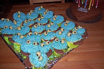 Krümelmonster-Muffins 162