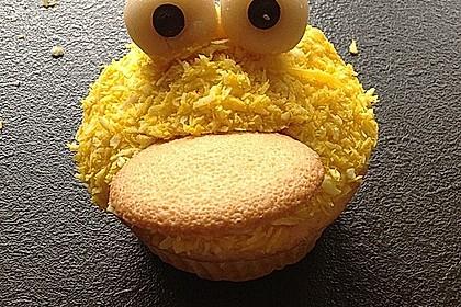 Krümelmonster-Muffins 86
