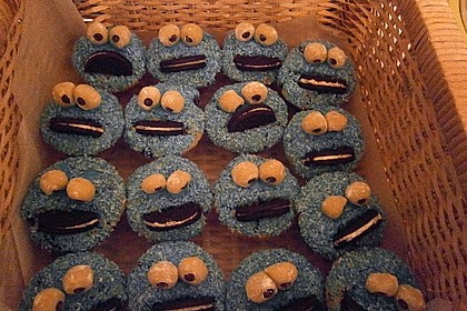 Krümelmonster-Muffins 435