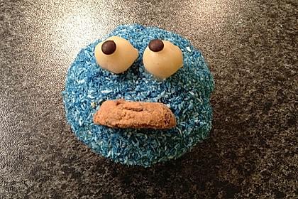 Krümelmonster-Muffins 188