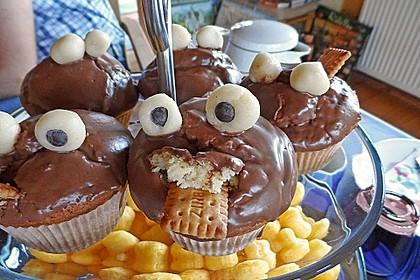 Krümelmonster-Muffins 343