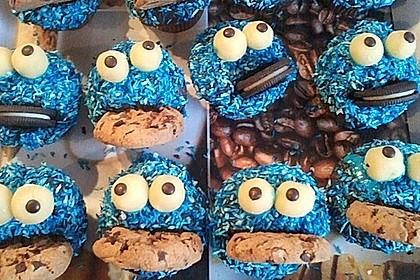 Krümelmonster-Muffins 274