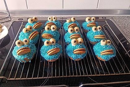 Krümelmonster-Muffins 277