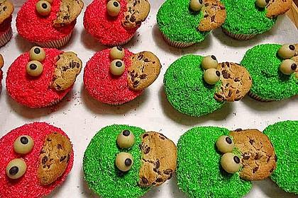 Krümelmonster-Muffins 276