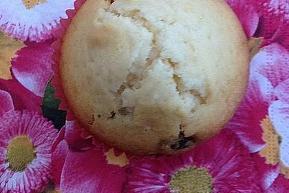 Rosinenmuffins (Bild)
