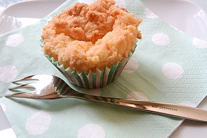 Käse - Streusel - Muffins (Bild)
