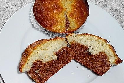 Brownie - BuMi - Muffins (Bild)