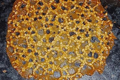 Sesam - Krokant - Hippen oder Körbchen 12