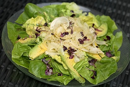Avocado - Fenchel - Salat