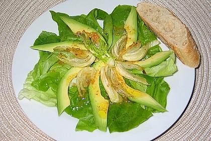 Avocado - Fenchel - Salat 1