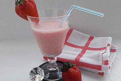 Erdbeer - Shake (Bild)