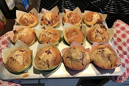 Cream Cheese Muffins 9