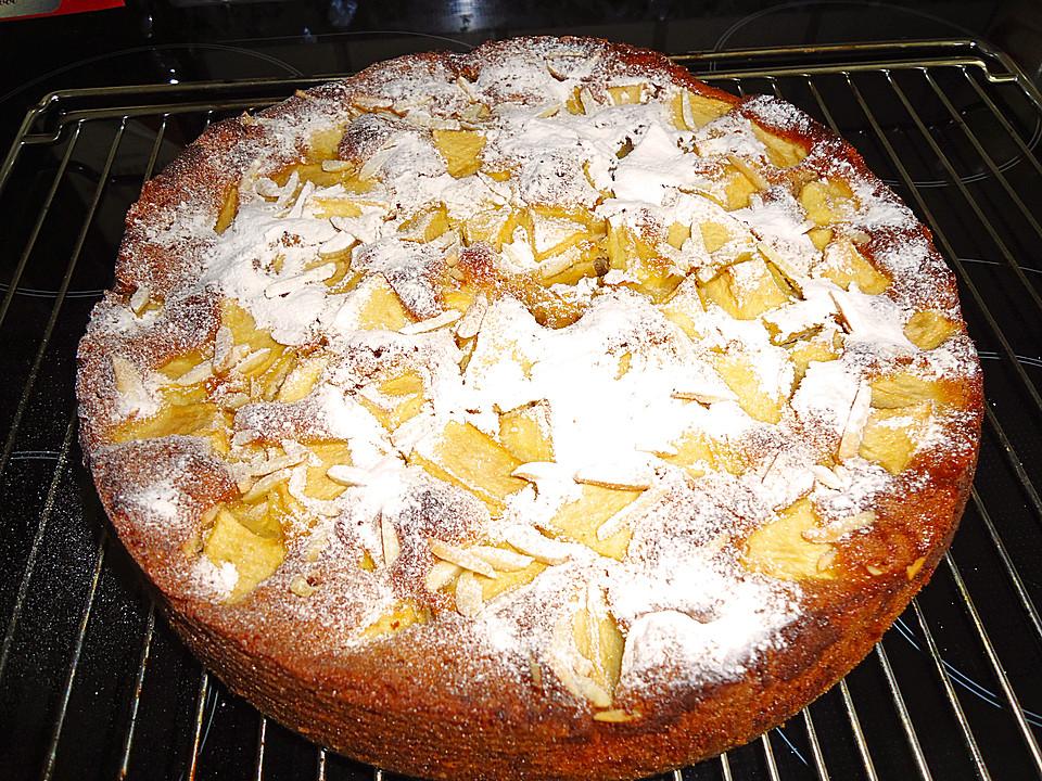 Apfel Amarettini Kuchen Von Meiling Chefkoch De