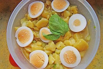 Uschis Kartoffel-Gurkensalat 22