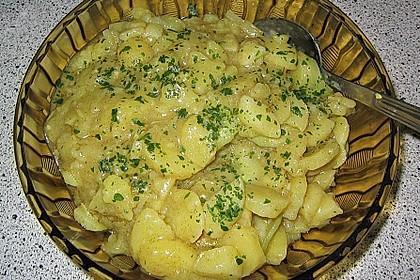 Uschis Kartoffel-Gurkensalat 2