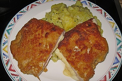 Uschis Kartoffel-Gurkensalat 16