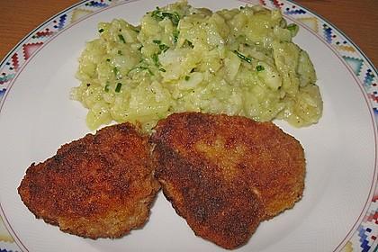 Uschis Kartoffel-Gurkensalat 10