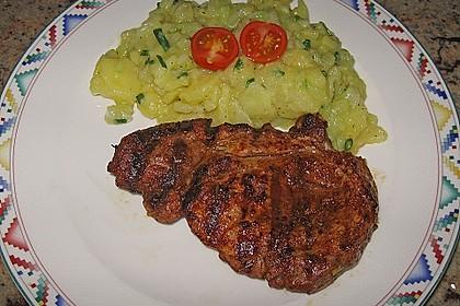 Uschis Kartoffel-Gurkensalat 20