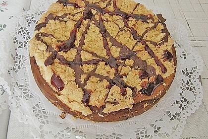 Friesischer Käse - Streusel - Kuchen 2