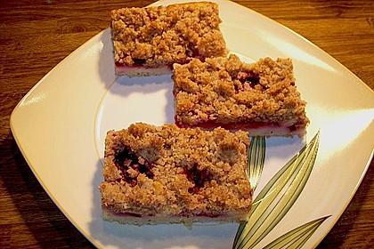 Pflaumenkuchen mit Zimt - Mandel - Streuseln 1