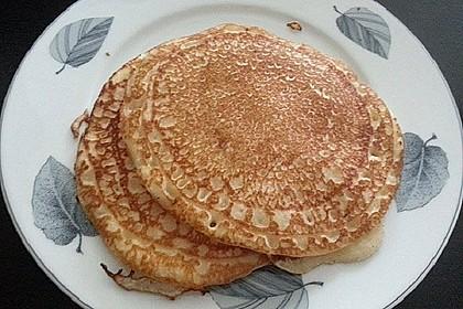Süße Pfannkuchen vegan 12
