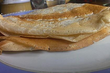 Süße Pfannkuchen vegan 20