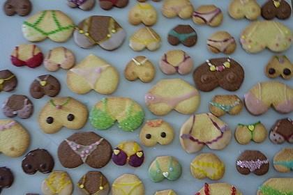 Kekse oder Plätzchen zum Ausstechen (Bild)