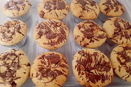 Kinderschokolade-Muffins 99