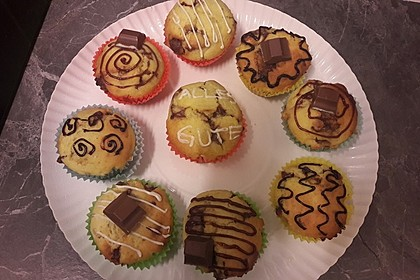 Kinderschokolade-Muffins 119