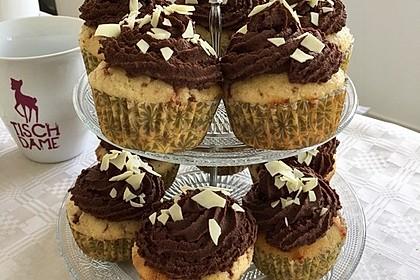 Kinderschokolade-Muffins 9