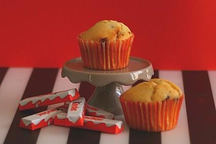 Kinderschokolade-Muffins 132