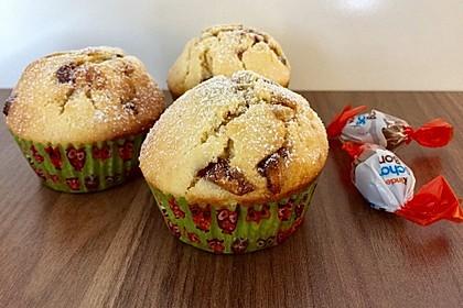 Kinderschokolade-Muffins 22