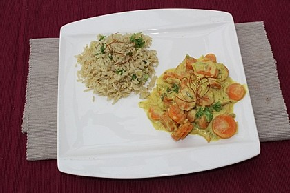 Indischer Reis - Pilaw