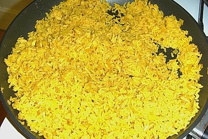 Indischer Reis - Pilaw 1