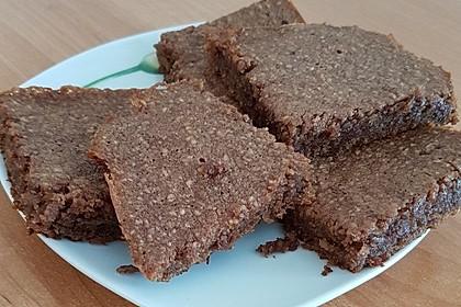 Bananen - Nutella - Brownies 19
