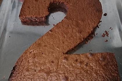 Bananen - Nutella - Brownies 11